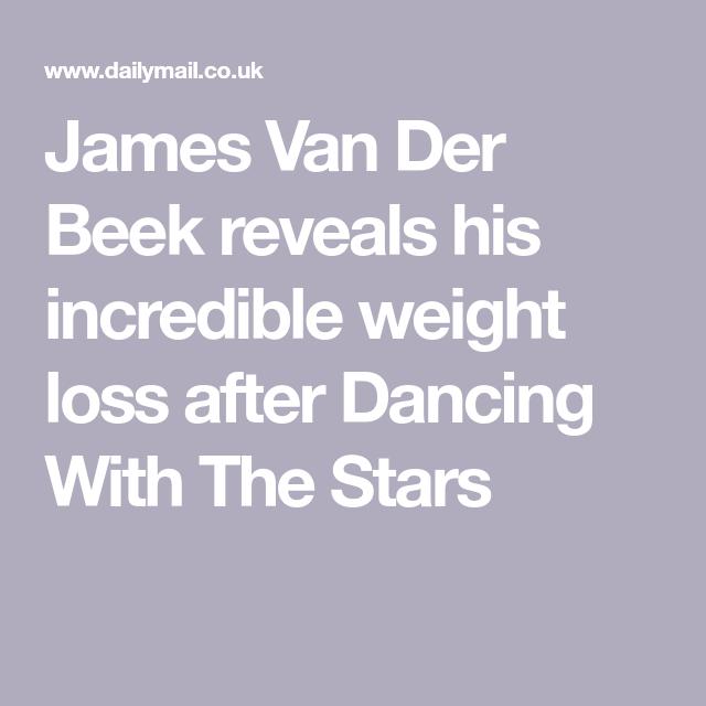 James Van Der Beek showcases incredible DWTS transformation #dancingwiththestars