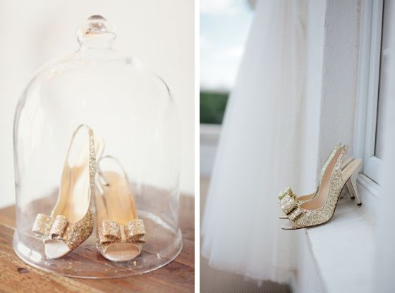 Sparkly Wedding Shoes From Kate Spade