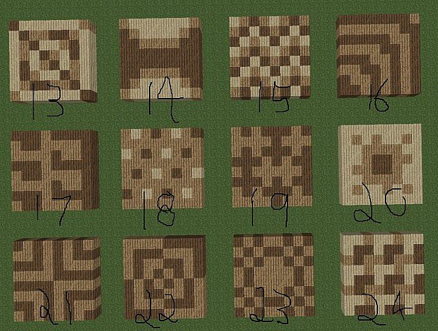 Cool Minecraft Floor Patters Could Really Use This For Some