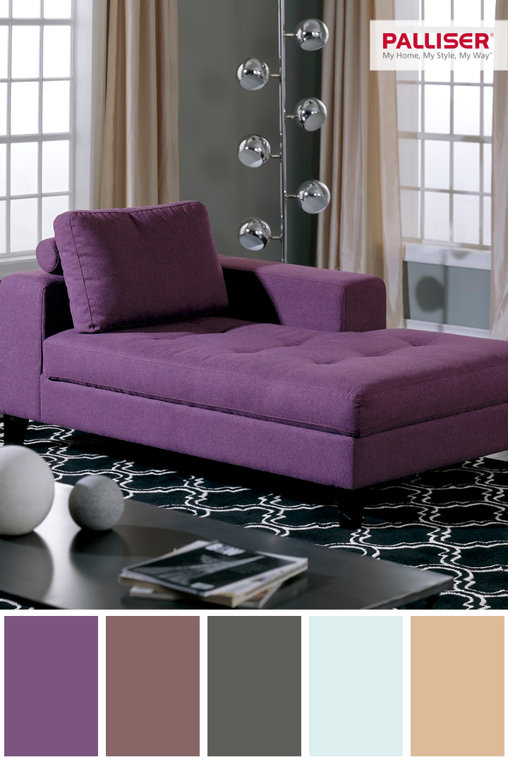 @Palliser Gives A Great Added Color To A Room. Http://www