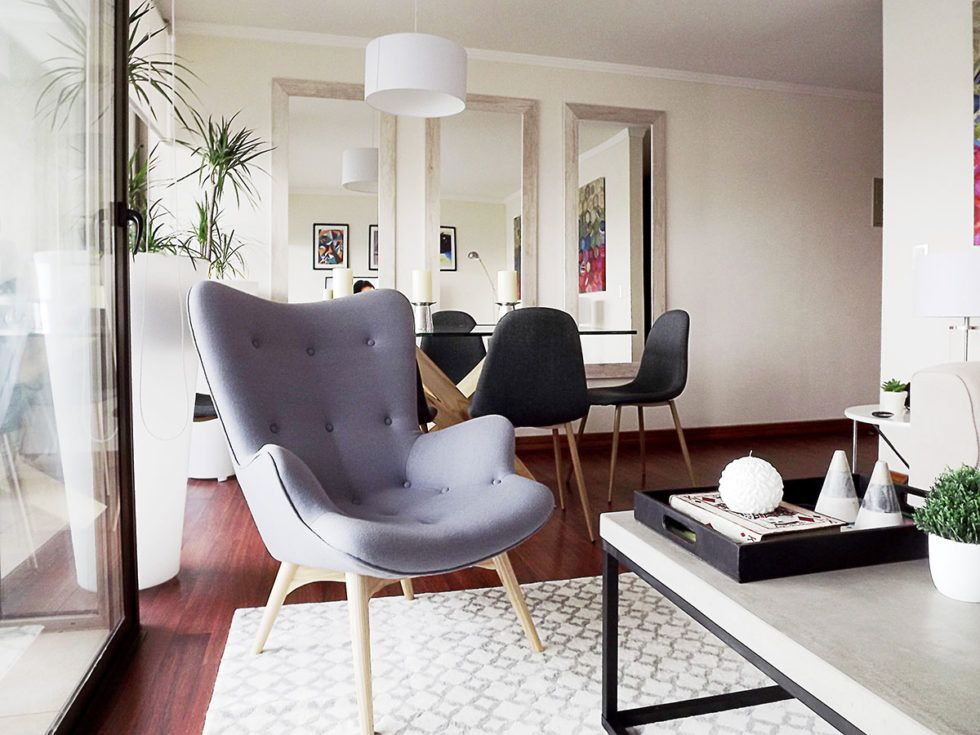 Minimal Living Room Decor  Desde El Blog Del Decorador Custom Minimal Living Room Design Inspiration Design