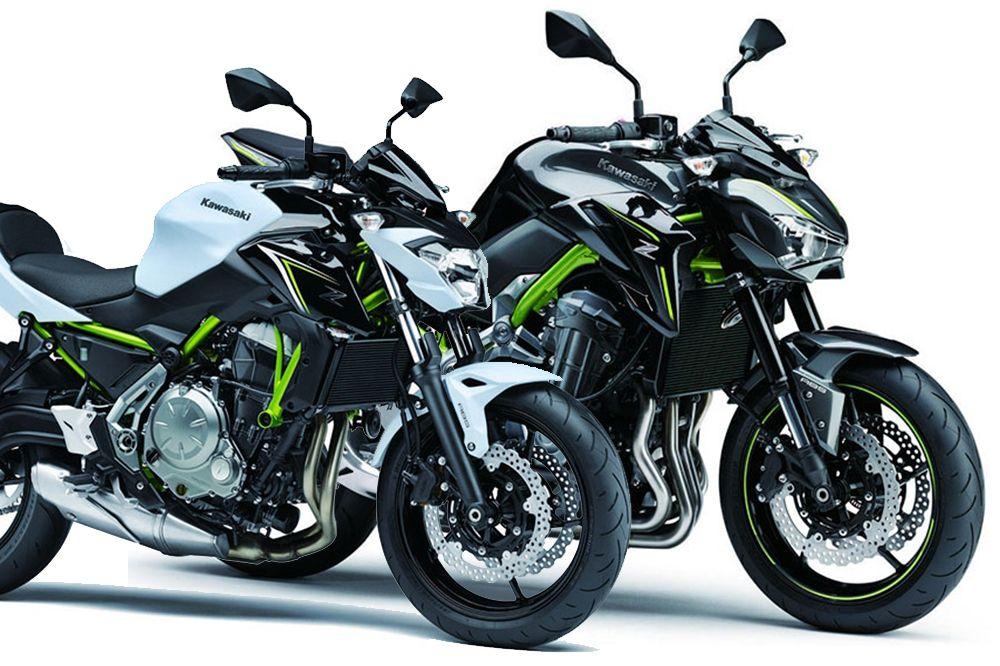 EICMA 2016 Kawasaki Unveiled Z650 And Z900