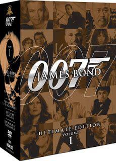 James Bond Ultimate Collection Vol 1 Dvd Box Set Online