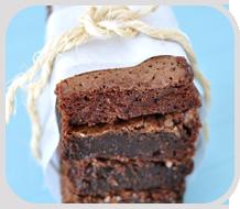 Dark Chocolate Brownies Mel's Kitchen Cafe