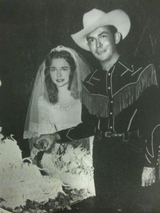 If you were born in 1952, that year Country-Western singer/songwriter Hank Williams married Billie Jean Jones Eshlimar - they remained wed until his passing the next year in 1953.