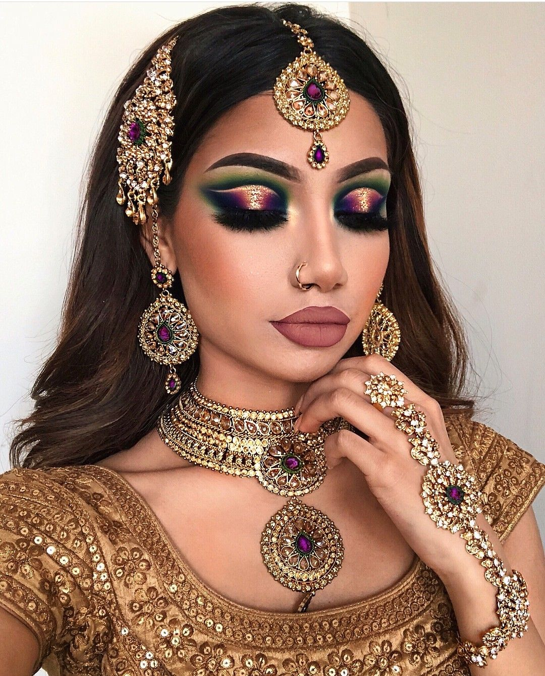 Bollywood makeup image by Aaru Sharma on favourite