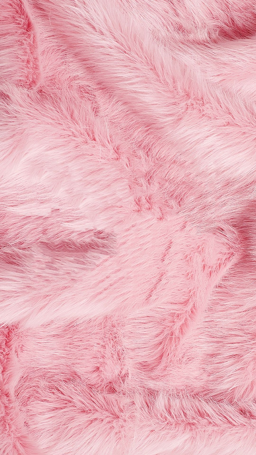 Pink Fur Texture IPhone Wallpaper