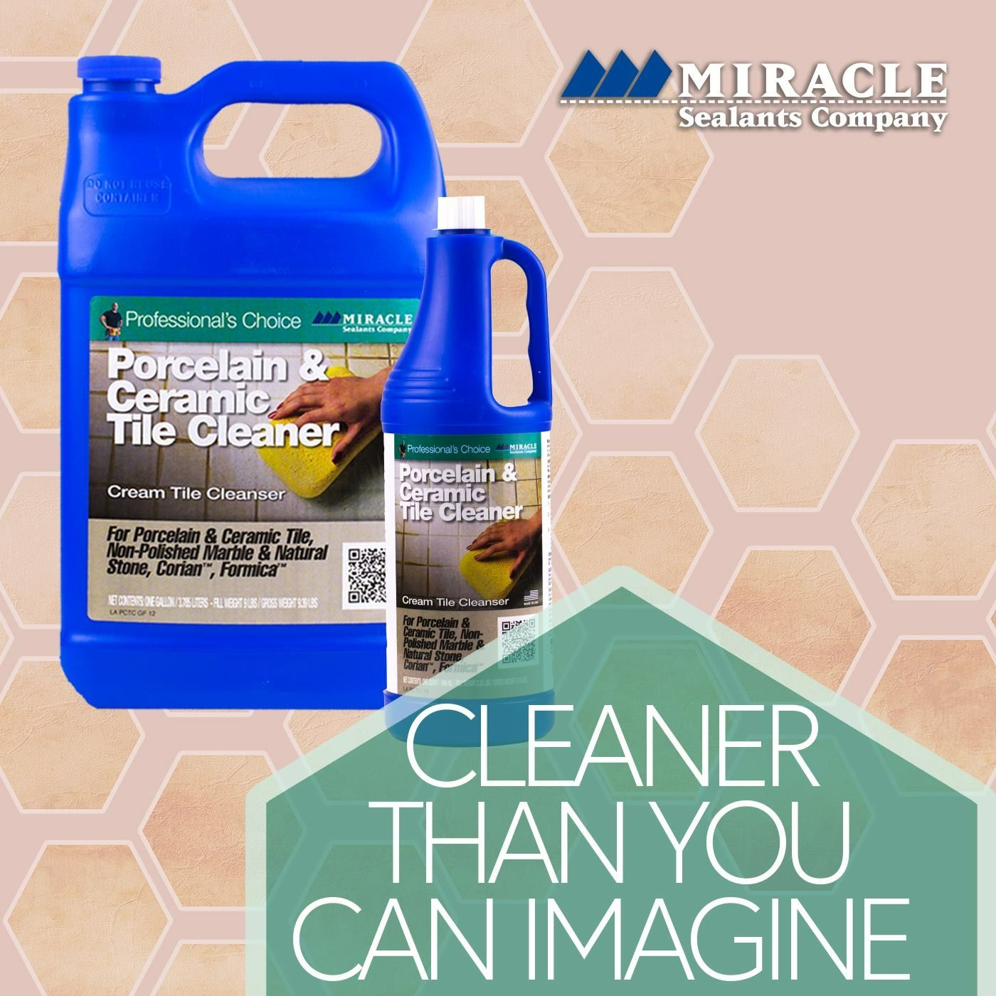 Porcelain Ceramic Tile Cleaner Will Have You Cleaner Than You Can