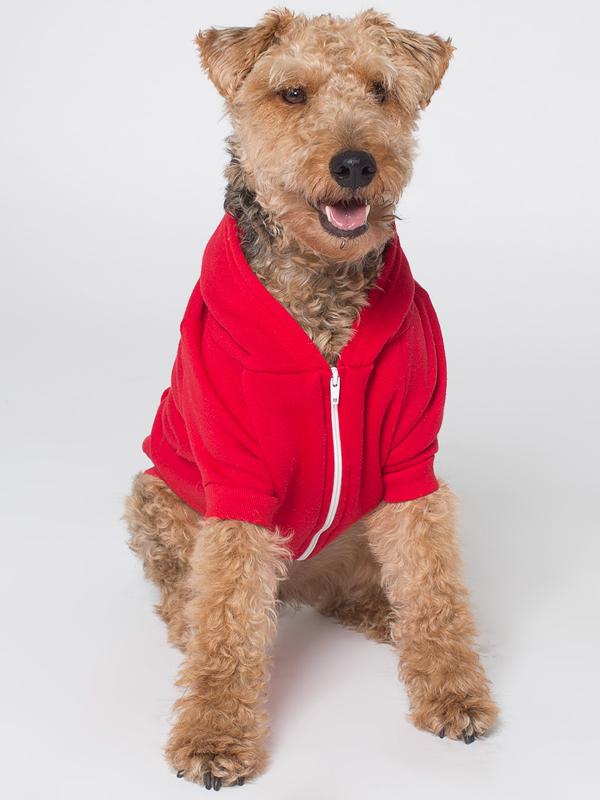 Hoodie Para Perro en Color Rojo Vivo | Pinterest