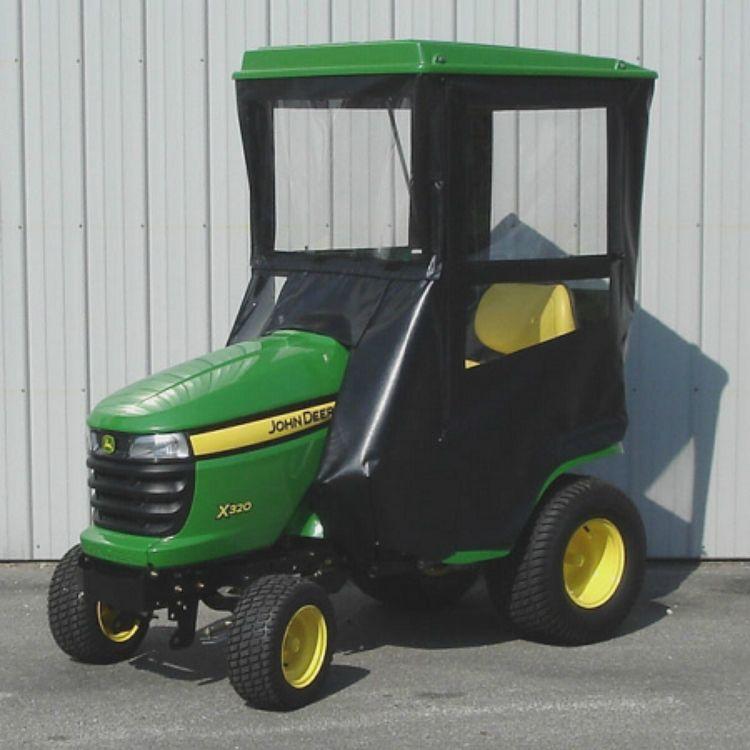 Hard Top Cab Enclosure For John Deere John Deere X360