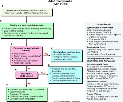 ACLS Rhythms Cheat Sheet Worst Test Question Ever Maybe