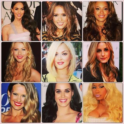 If you could have hair like any celebrity who would you choose and why?