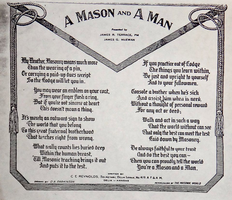 White apron freemason - Aprons