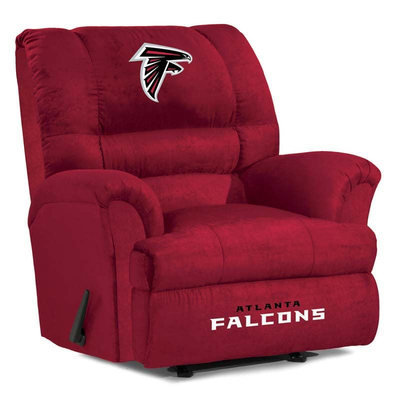 Check Out This Awesome Atlanta Falcons Big Daddy Recliner It S
