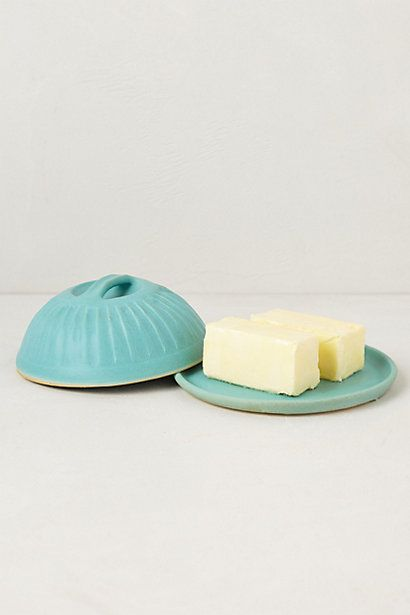 Butter Dish - Anthropologie