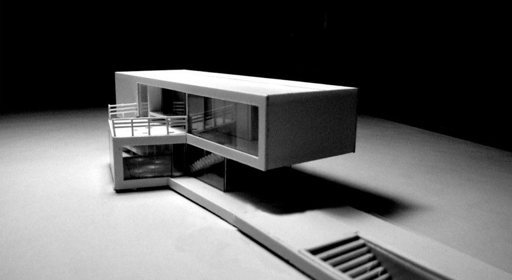 Casa yurac latif oda arquitectos arquitectura for Arquitectura moderna minimalista
