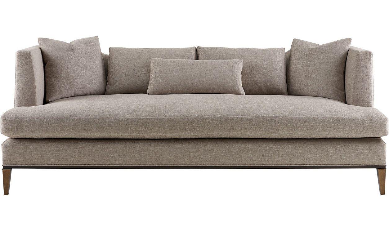 Presidio Sofa By Barbara Barry 6729s Baker Furniture