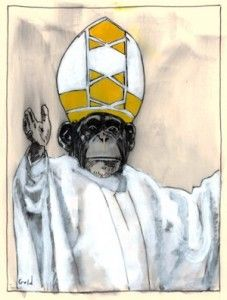Penis Spines, Pearly Papules, and Pope Benedict's Balls | The Primate Diaries, Scientific American Blog Network