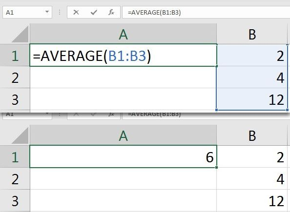 Quick Start How to Make a Basic Formula in Excel Excel Lesson