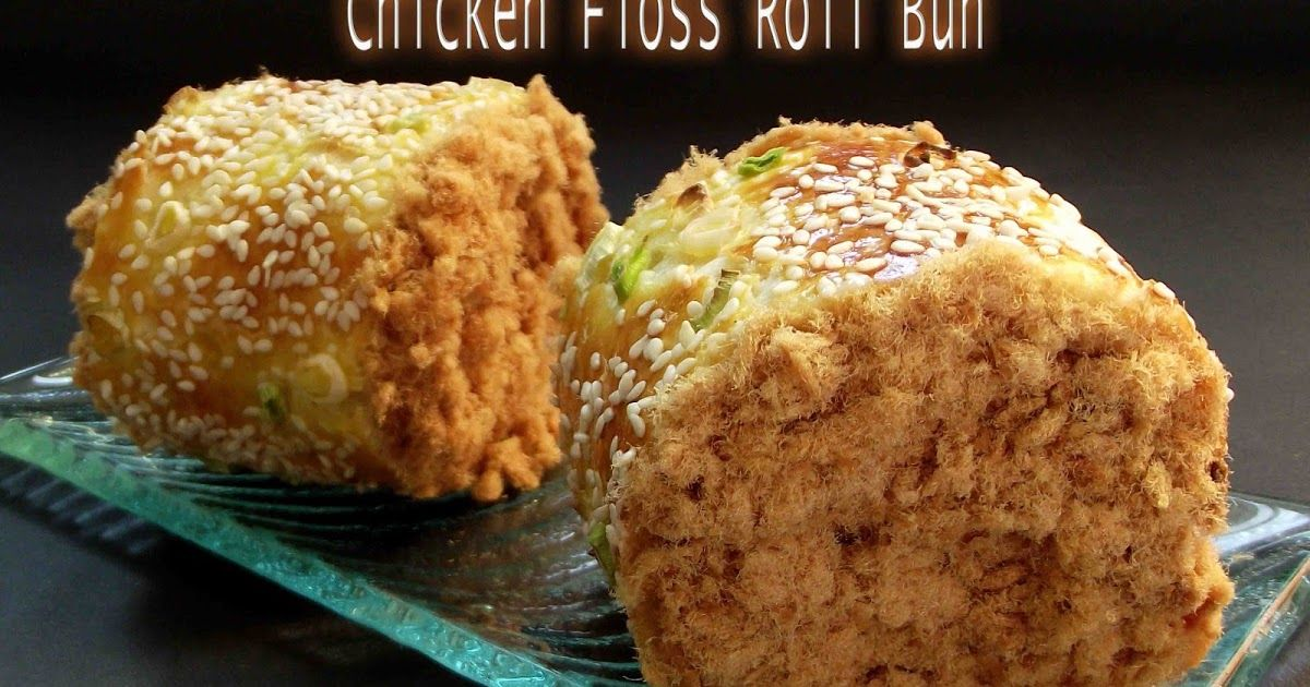 Sebernarnya Sudah Lama Banget Pengen Membuat Chicken Floss Roll Bun Ini Tapi Terkendala Belum Ketemu Si Abon Ayam Ya Makanan Dan Minuman Makanan Resep Makanan