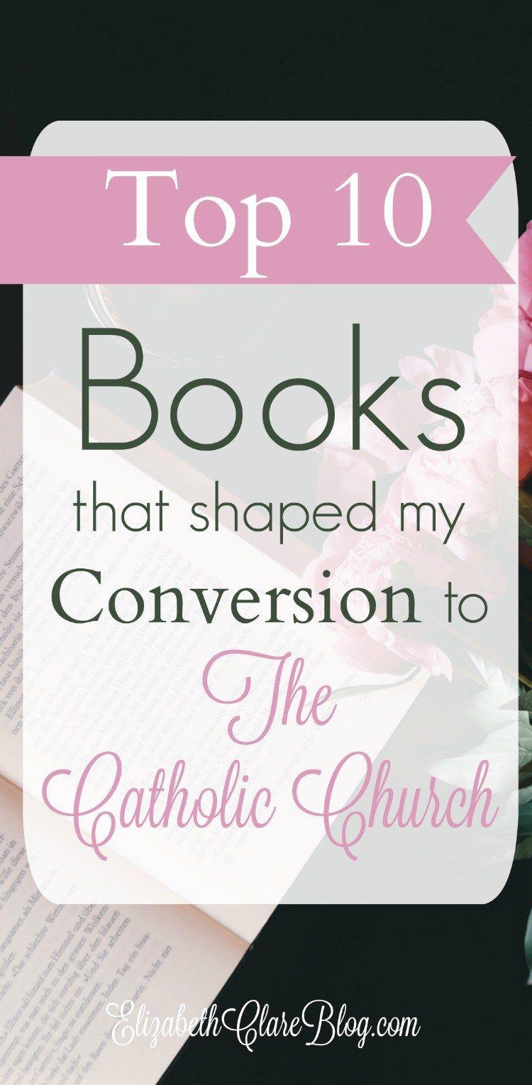 Top catholic books