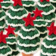 Adornos Navidenos Tejidos A Crochet Paso A Paso