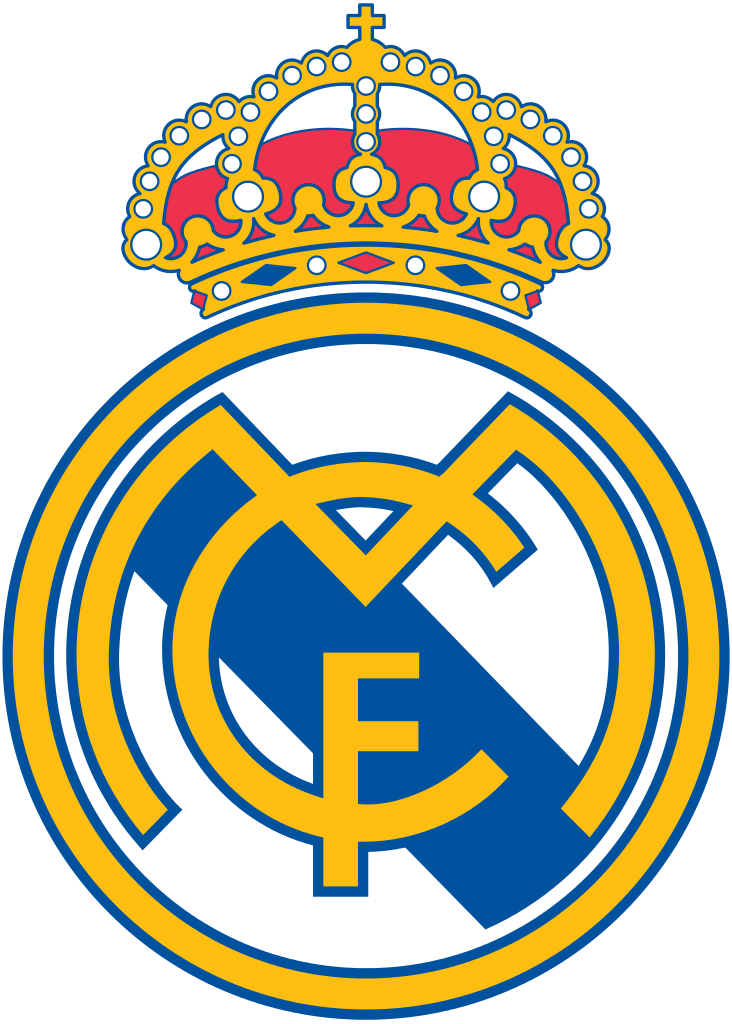 Real Madrid Est Mon Prefere Soccer Club Logo Real Real Madrid Madrid