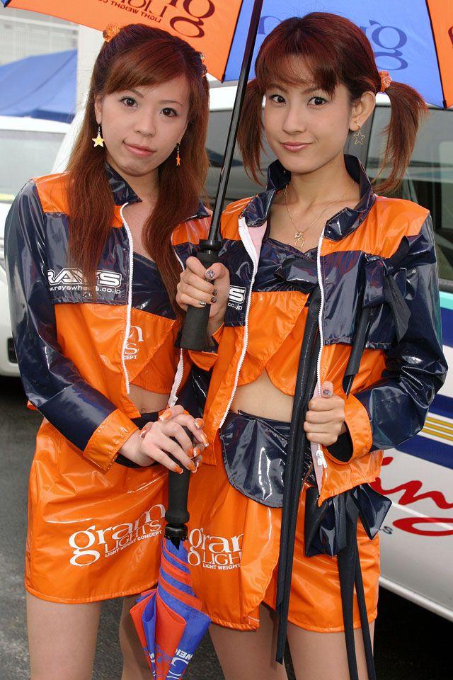 A Small World — #藤井マリー #hujii mary #レースクイーン #race queen