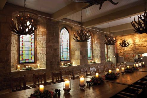1239!  A North East design company has helped to bring a medieval banquet hall back to life at a Newcastle restaurant.    Hebburn-based Restaurant Design Associates (RDA) was appointed by the award-winning Blackfriars restaurant in Newcastle to renovate a 50-seat 13th century banquet hall. The restaurant is one of the oldest dining rooms in the UK, dating back to 1239, and the hall was the celebrated venue used by King Edward III for receiving royal Scot, Edward Balliol.
