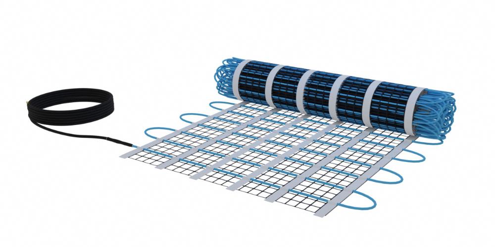 Floor Heating Concrete Floor Radiant Heating Mat Growingtents In 2020 Concrete Floors Heat Mat Radiant Heat