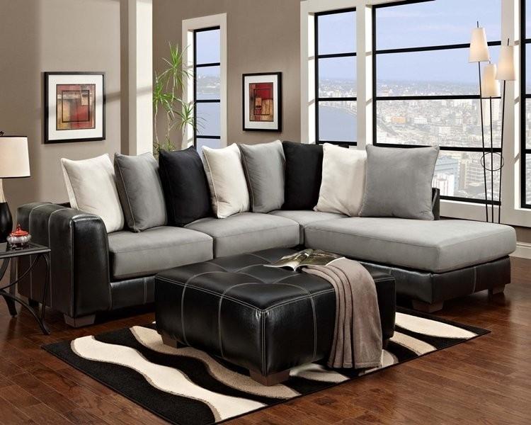 Sectional Sofa | Snow\'s Furniture | Tulsa, Ok with Tulsa ...