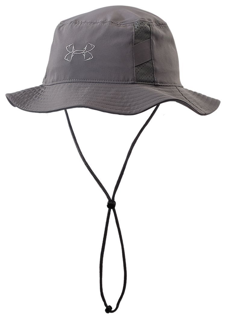 b03e3104e4a Under Armour UA Fish ArmourVent Bucket Hat for Men
