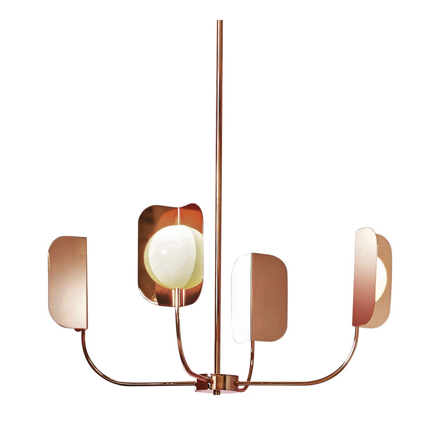 eclectic lighting fixtures. Eclectic Lighting Fixtures. Leaf 4 Lights Chandelier - Shop MM Lampadari Online At Artemest Fixtures I