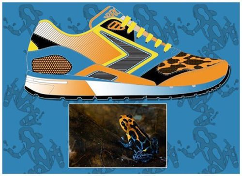 "The ""Poison Dart"" Fusion. @brooksheritage... http://SneakersCartel.com #sneakers #shoes #kicks #jordan #lebron #nba #nike #adidas #reebok #airjordan #sneakerhead #fashion #sneakerscartel"