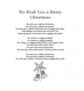 Pin On Christmas Songs Lyrics