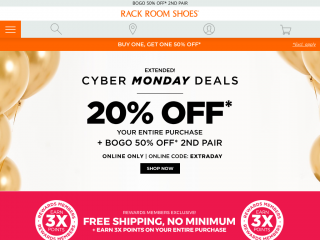 Rack Room Shoes Coupon \u0026 Promo Codes On