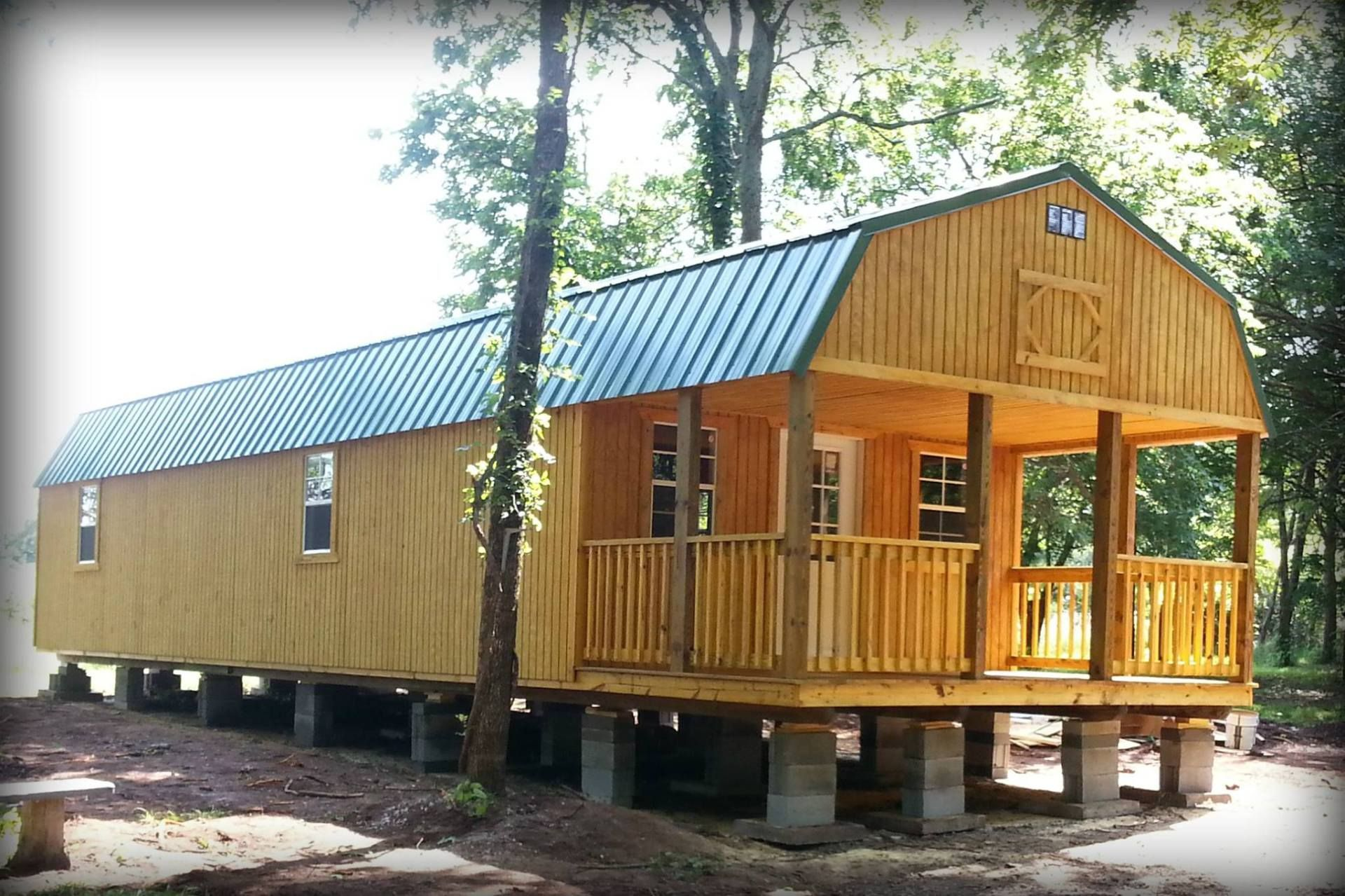Portable Buildings for Sale | Shed to tiny house, Portable ...