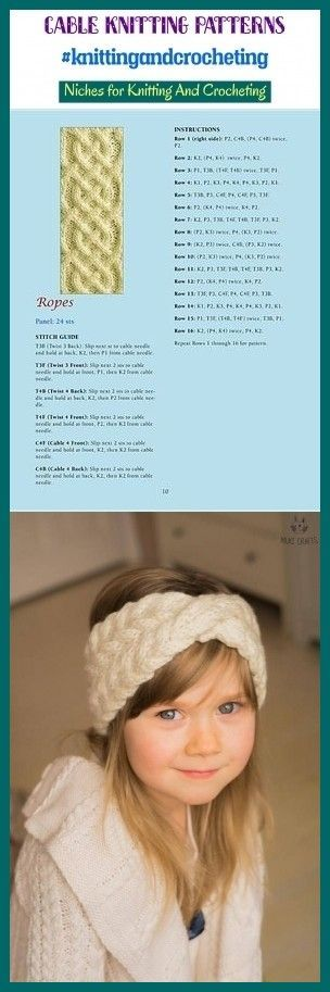Photo of Cable knitting patterns #knittingandcrocheting #seoforpinterest #seo #diy. knitt…