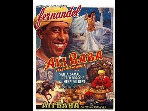Ali Baba et les 40 voleurs.1954/Movies Filmes Full+Sub,Ro