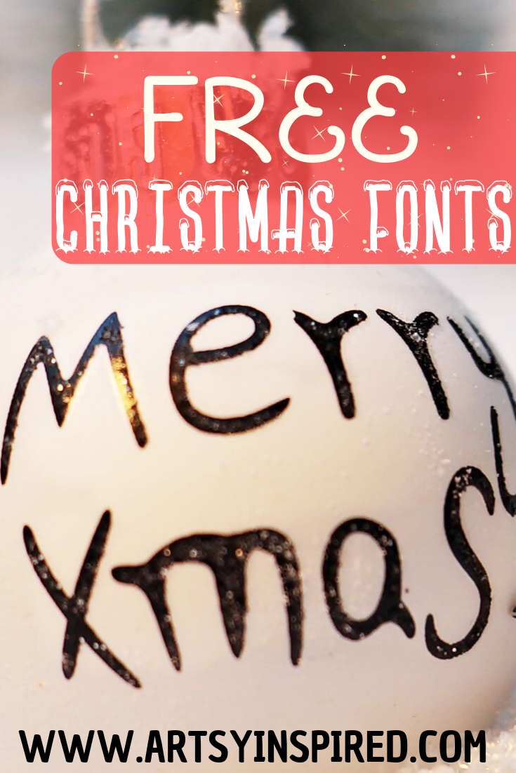 The Best Free Fonts For Holiday Crafts Free Fonts With Commercial Use Free And Cheap Fonts For All You Hol Christmas Fonts Free Holiday Crafts Holiday Fonts