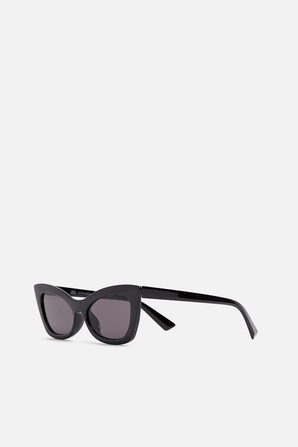 Cat Eye Sunglasses New In Woman Zara United Kingdom Cat Eye Sunglasses Sunglasses Resin Sunglasses