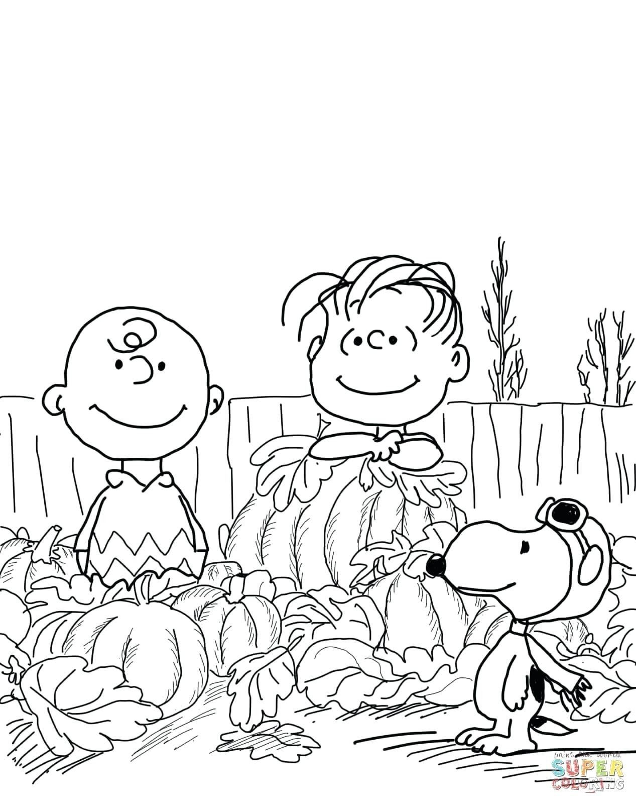 Charlie Brown Coloring Pages Lovely Color Sheets For Fall Eastbaypaper Snoopy Coloring Pages Pumpkin Coloring Pages Thanksgiving Coloring Pages