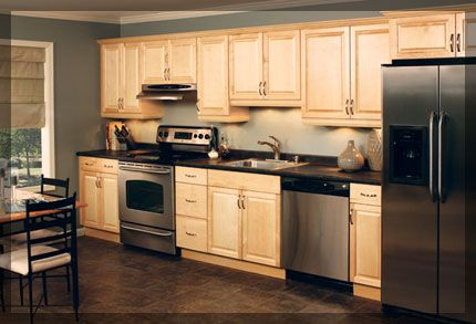 Various Shapes For Renovated Kitchen Interior Design | House ...