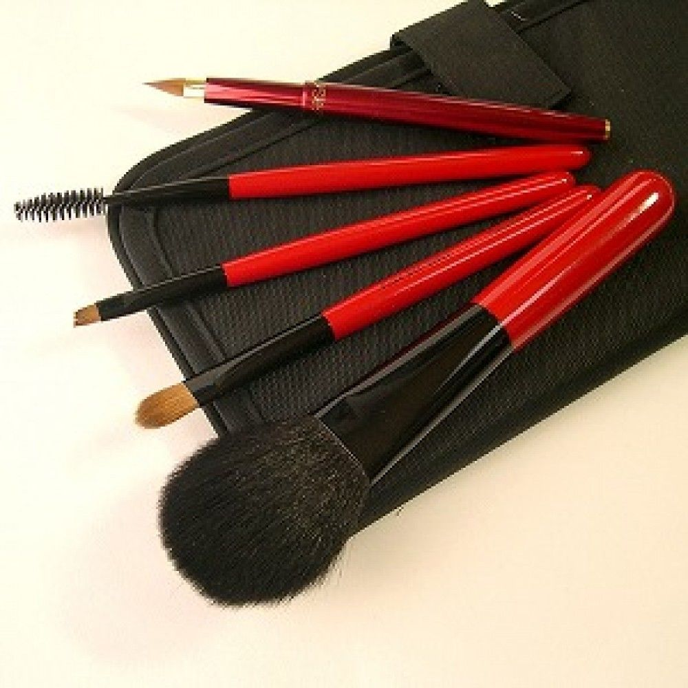 Takeda Brush Makeup Brush Starter Set Basic 5 Pieces Set