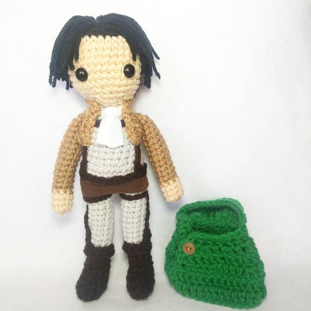 Persona 5 Custom Crochet Anime Dolls | krokrolamb | 1080x1080