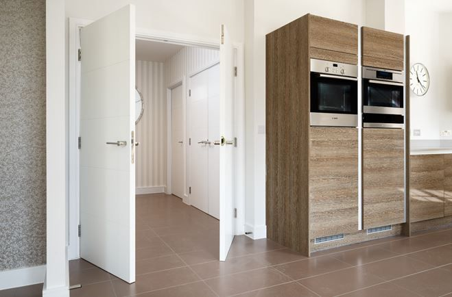 Vicaima innovative door designs have been featured prominently in a landmark city centre project for Crest & Vicaima turn on design flair at Electricity House   Houses ... pezcame.com