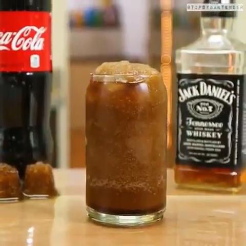 FROZEN JACK & COKE