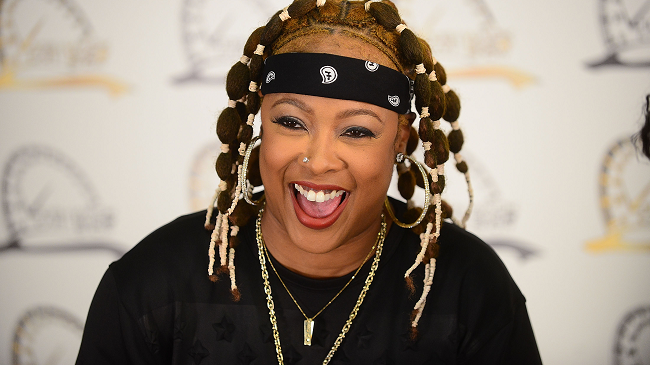 New Rapper Da Brat Might be Getting Her
