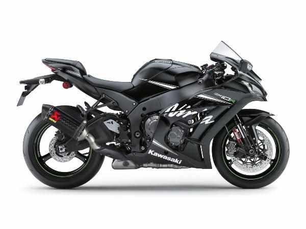 2018-2019 Kawasaki Ninja ZX-10R Winter Test Edition | bikes