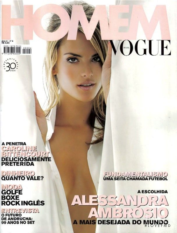 3712e3652c8d5 Covers of vogue homem with alessandra ambrosio magazines the lovefmd jpg  608x800 Vogue homem